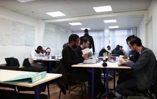 Formation théorique au Titre Professionnel ECSR